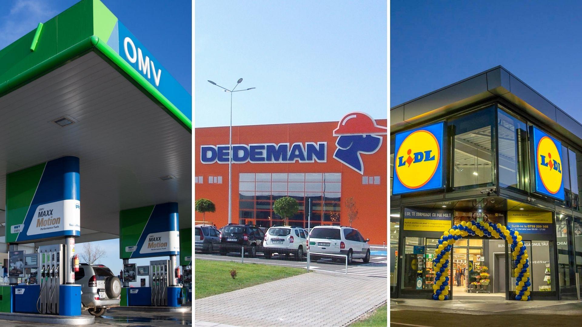 Clasamentul celor mai mari retaileri locali, dominat de brandurile străine:...
