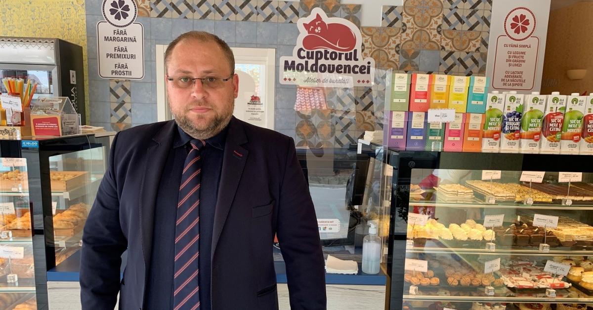 Cuptorul Moldovencei și-a majorat afacerile și a deschis noi cofetării în pandemie. Vânzări mai mari și un nou spațiu de producție, anul acesta