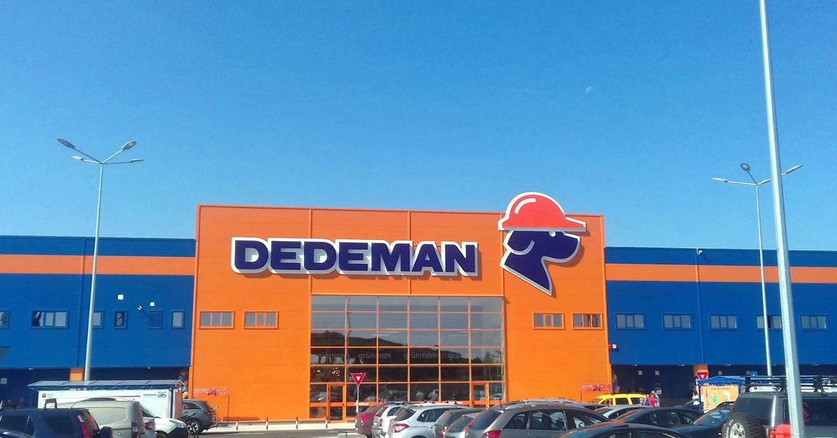 Dedeman a început lucrările la magazinul din Călărași, unde va angaja 130 de persoane