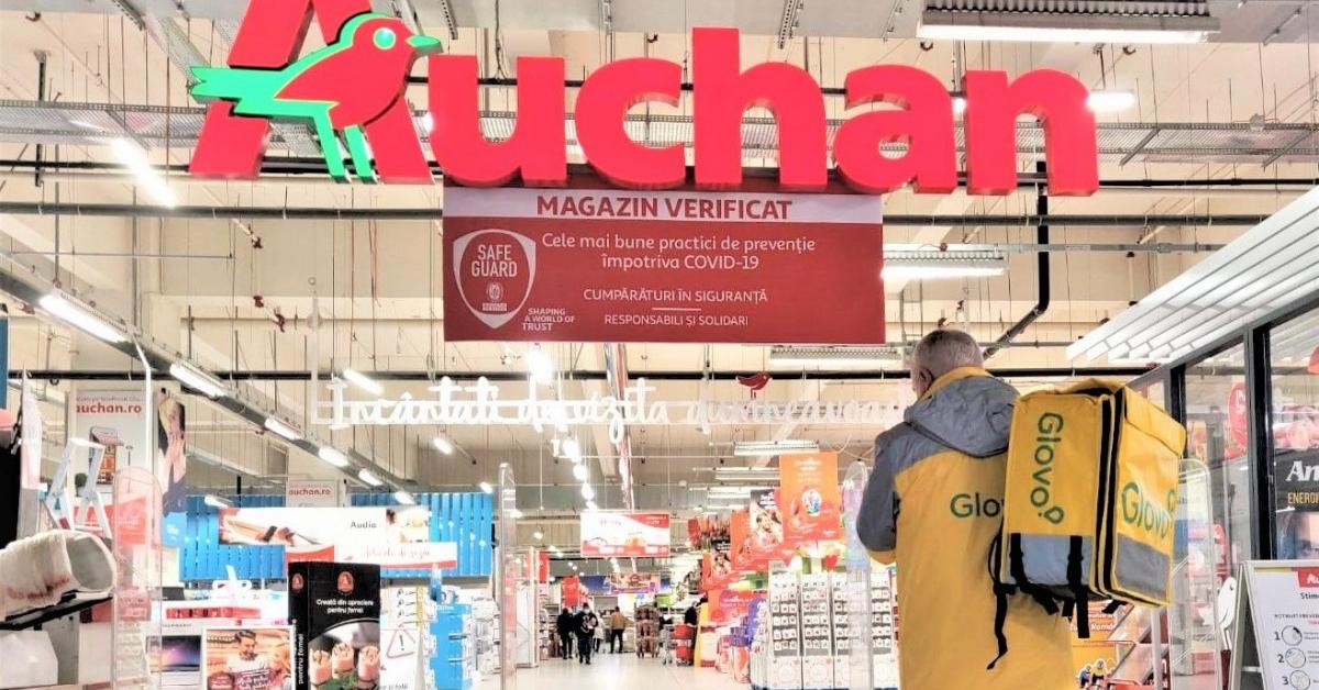 MyCLUB Auchan, în topul celor mai descărcate aplicații gratuite, la o săptămână de la lansare