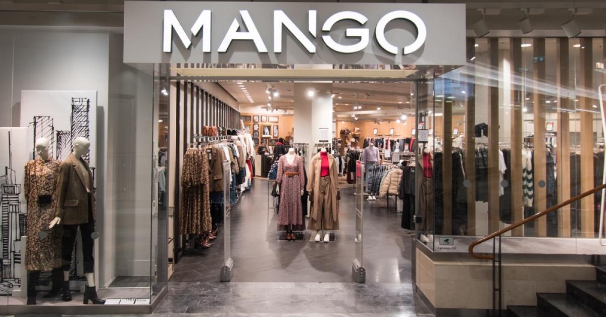 Mango a înregistrat vânzări în creștere cu 37% în prima jumătate a anului, în sectorul online