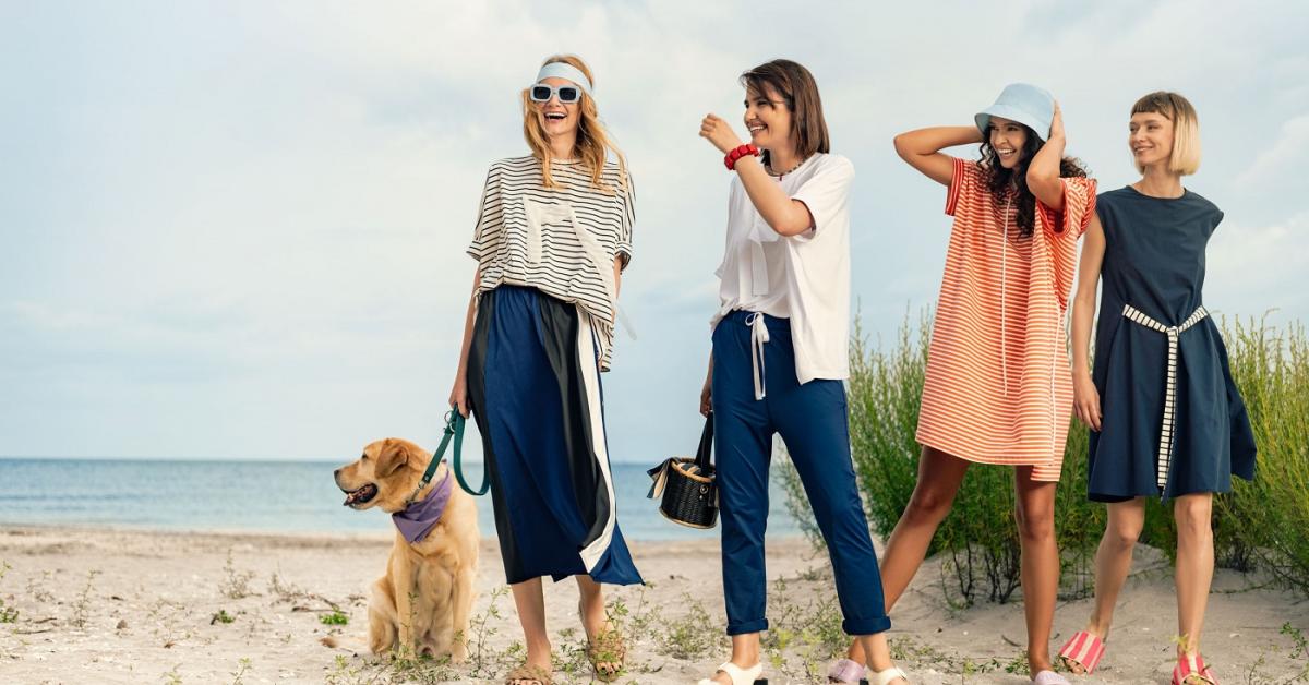 Tex, brandul de modă al Carrefour, lansează prima colecție cu un designer român, semnată de Irina Schrotter