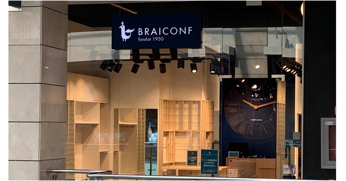 Braiconf vinde terenul fabricii din Brăila către Kaufland pentru 7 milioane de euro și are planuri de relocare