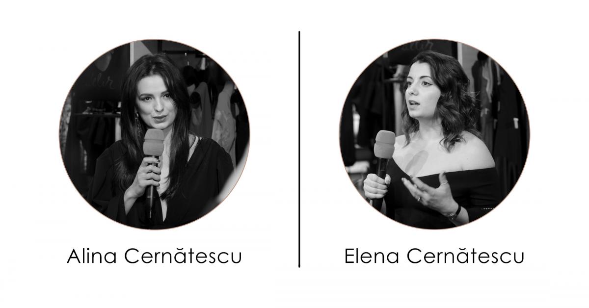 Business digital first: strategia Alina Cernătescu Fashion pentru rochiile care vorbesc de pe umeraș