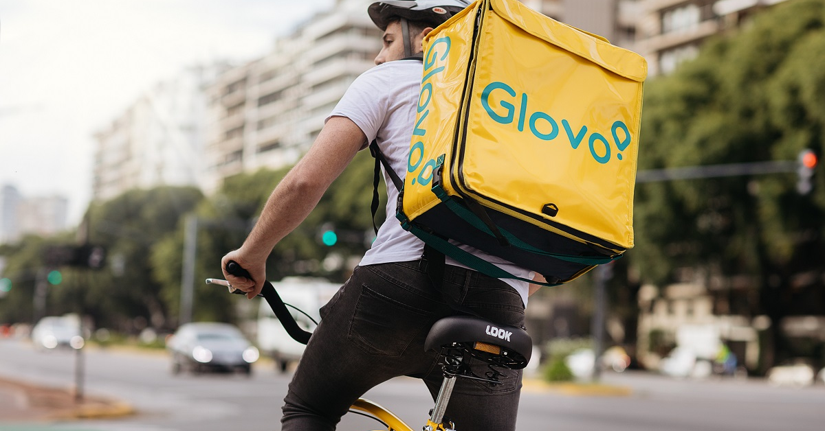Glovo livrează acasă cumpărăturile personale și în Slatina și Buzău