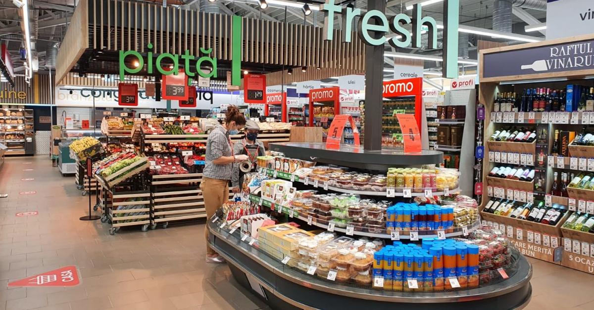 Cum arată Monaco, cel mai nou format de magazine al retailerului Profi