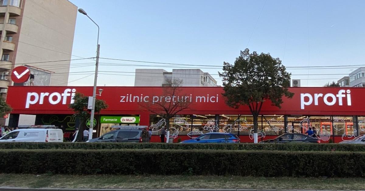 Profi a deschis primul concept store, în Ploiești. Cu ce noutăți vine retailerul