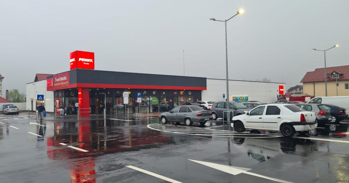 PENNY se extinde cu al treilea magazin în Pitești, județul Argeș