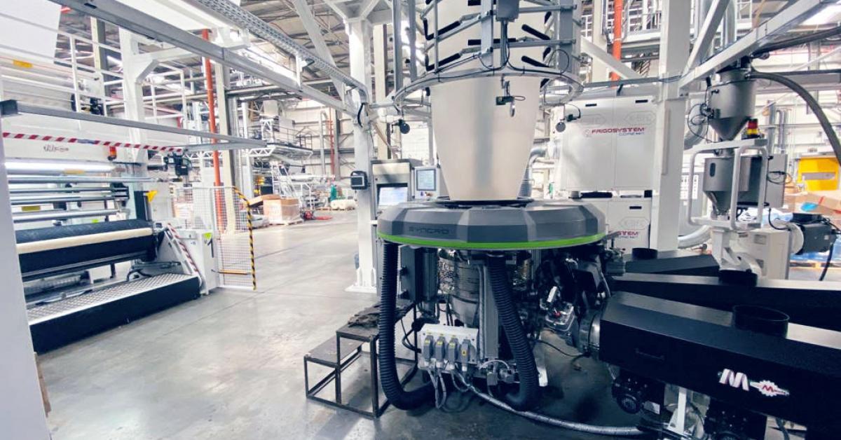Promateris finalizează investiția de 2,5 milioane de euro în linia de producție pentru ambalaje compostabile