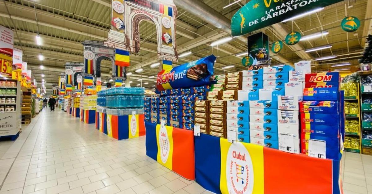 Auchan: Mărcile românești care au trecut testul timpului și se găsesc în continuare la raft