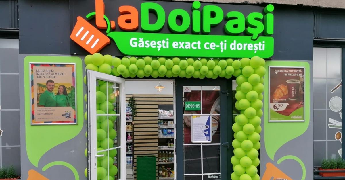 Franciza LaDoiPași, deținută de Metro, a ajuns la peste 1.470 de magazine