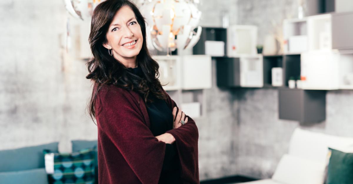 Nicoletta Muscinelli a fost numită în poziția de market manager pentru al treilea magazin pe care Ikea îl deschide în România, la Timișoara