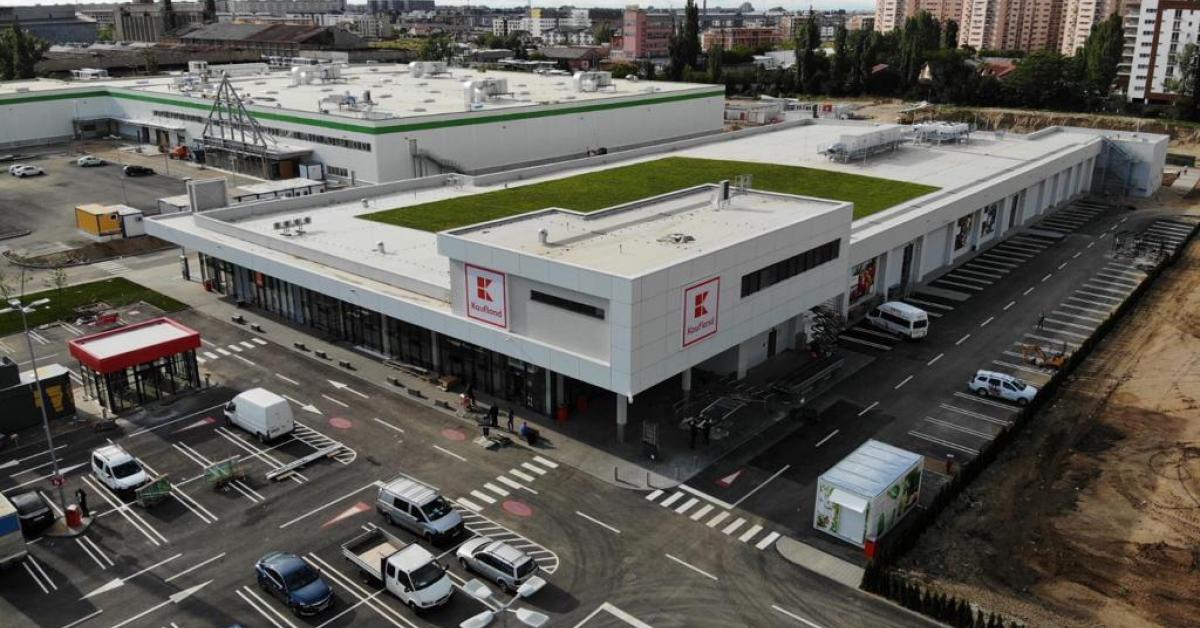 Kaufland deschide un nou magazin și ajunge la o rețea de 15 magazine în București