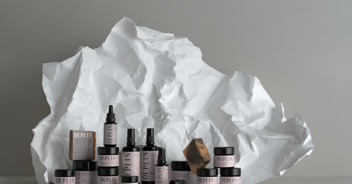 Povestea Deplin, brandul românesc de cosmetice naturale care a ajuns în finala unei competiții internaționale