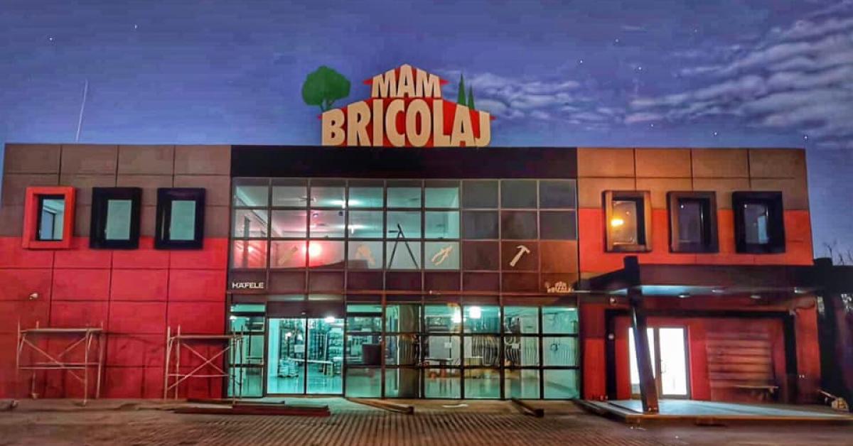 MAM Bricolaj pregătește deschiderea unui nou magazin în Brașov, în octombrie 2021