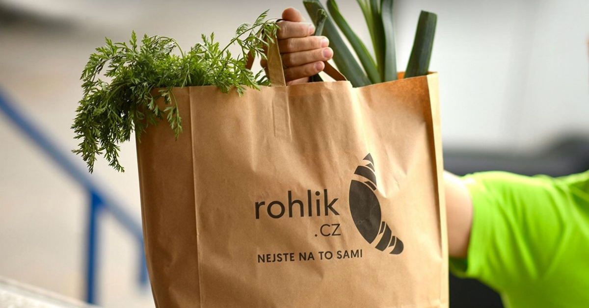 Rohlik, cel mai mare supermarket online din Cehia, se pregătește să intre pe piața românească, după ce BERD a intrat în acționariatul companiei