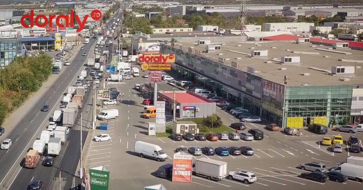 Doraly se extinde în cash&carry și închiriază pavilionul de 9000 mp magazinului Noi