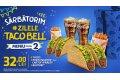 Taco Day - eveniment aniversar pentru Taco Bell de doi ani in Romania
