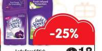 Deo solid Lady Speed Stick