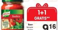 Sos paste Basilico Knorr