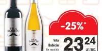 Vin rosu/alb Vila Babiciu