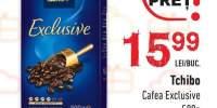 Cafea exclusive Tchibo
