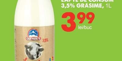 Lapte de consum Olympus