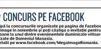 Concurs pe Facebook