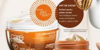 Unt de corp/ crema de fata cu extract de unt de cacao Avon Care