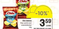 Chips Chio Intense