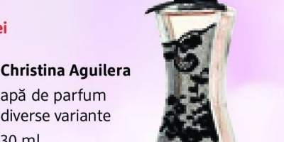 Apa de parfum Christina Aquilera