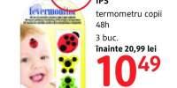 Termometru copii IPS