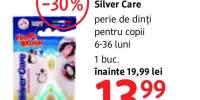 Perie de dinti pentru copii Silver Care
