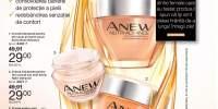 Crema hidratanta pentru ten uscat si foarte uscat/ normal sau mixt/ ochi Anew Nutri-Advamce