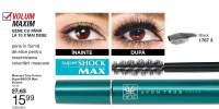 Mascara True Colour SuperShock Max
