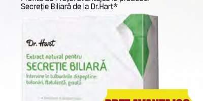 Dr. Hart pentru afectiuni biliare
