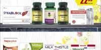 1+1 cadou la produsele pentru protectie hepatica