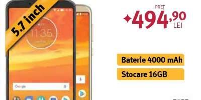 Telefon MOTOROLA Moto E5