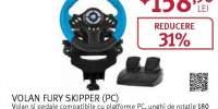 Volan gaming FURY Skipper PC