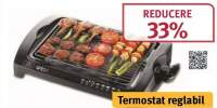 Gratar electric BEKO GRN7182, 1800W, inox