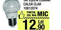 Bec led glob E27
