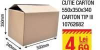 Cutie carton tip II