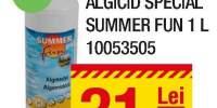 Algicid special Summer Fun