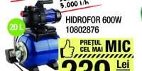 Hidrofor 600W