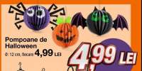 Pompoane decorative de Halloween