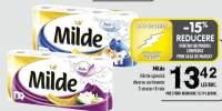 Hartie igienica Milde