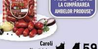 Carnati de bere Caroli