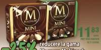 25% Reducere la gama Magnum Multipack