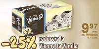 25% Reducere la Viennetta Vanilla
