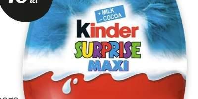 Ou cu surpriza Maxi Halloween, Kinder